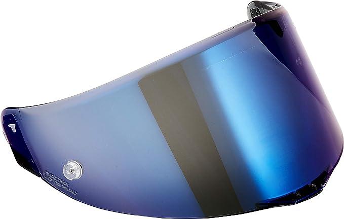Agv Race 2 Visor Iridium Blue Auto