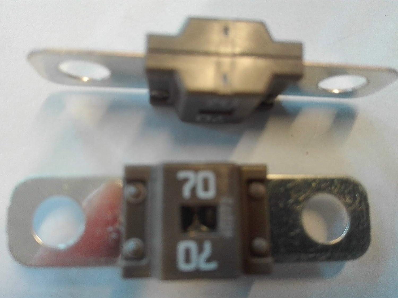violet 32V 5x Flachstecksicherung Maxi-Sicherung 100A