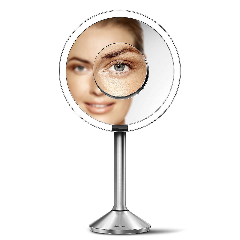 Simplehuman Sensor Lighted Makeup Vanity Mirror Pro