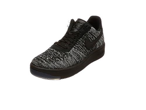 timeless design a2466 0b5a7 Nike Basket W Af1 Flyknit Low 820256-007 Noir - Taille 36 - Couleur Noir