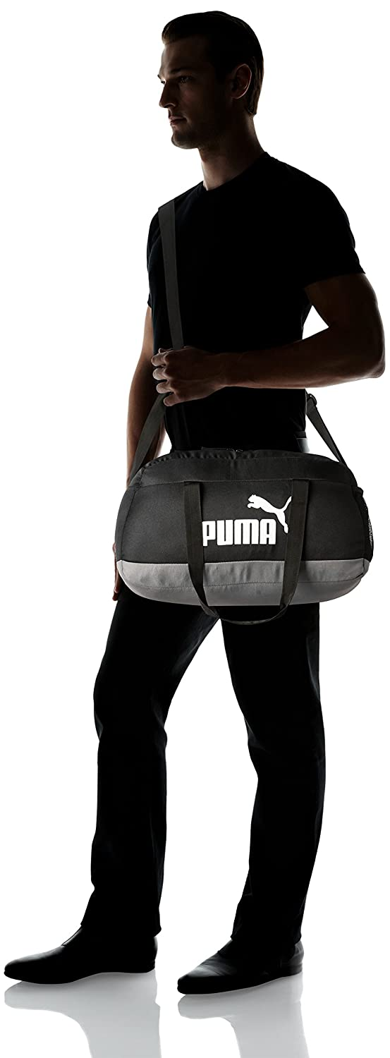 68e861db8b45 Puma Phase Sport Bag Black  Amazon.co.uk  Sports   Outdoors
