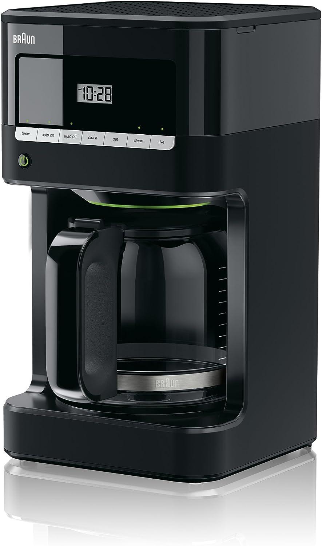 8. Braun Brew Sense, best attractive coffee maker under 100$