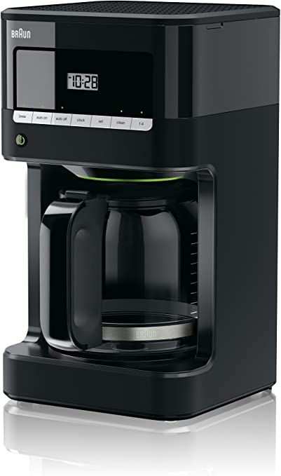 Amazon.com: Braun Brew Sense - Cafetera de goteo, color ...