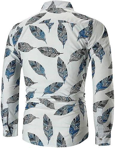 Camiseta Larga para Hombres Hombres para Estampada Camiseta ...