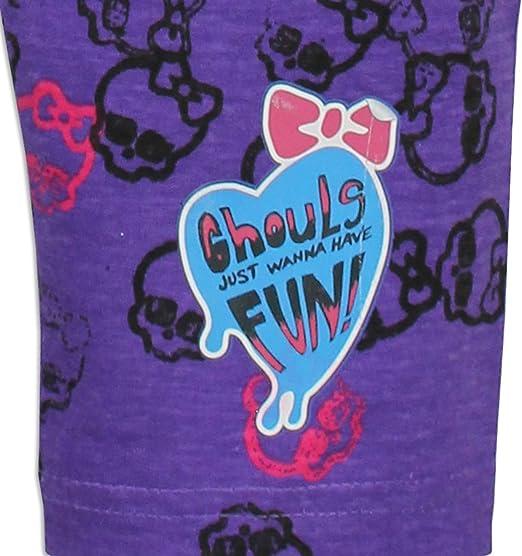 Monster High - Pijama para niñas - 5 - 6 Años: Amazon.es: Ropa