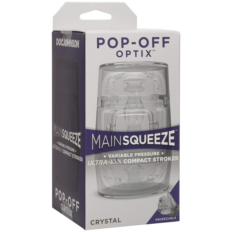 MAIN SQUEEZE OPTIX POP-OFF OPTIX SQUEEZE - TRANSPARENTE 0bafb6