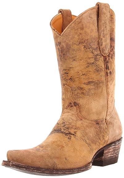 4f785b5e529 Amazon.com | Old Gringo Women's Leopardito Western Boot | Mid-Calf