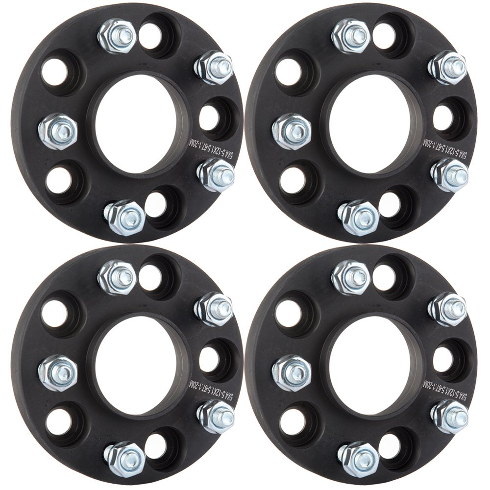 ECCPP Replacement for 5X4.5 Hubcentric Wheel Spacer Adapters 5x114.3 to 5x114.3//5x4.5 to 5x4.5 67.1mm 20mm for Mazda 626 CX-7 3 5 6 MX-5 Miata RX-8 MX-6 with 12x1.5 Studs