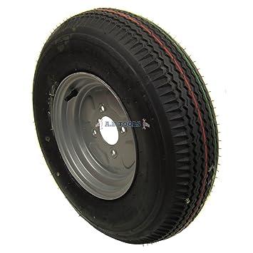 """Rueda y neumático de remolque 5.00 x 10"""" ..."""