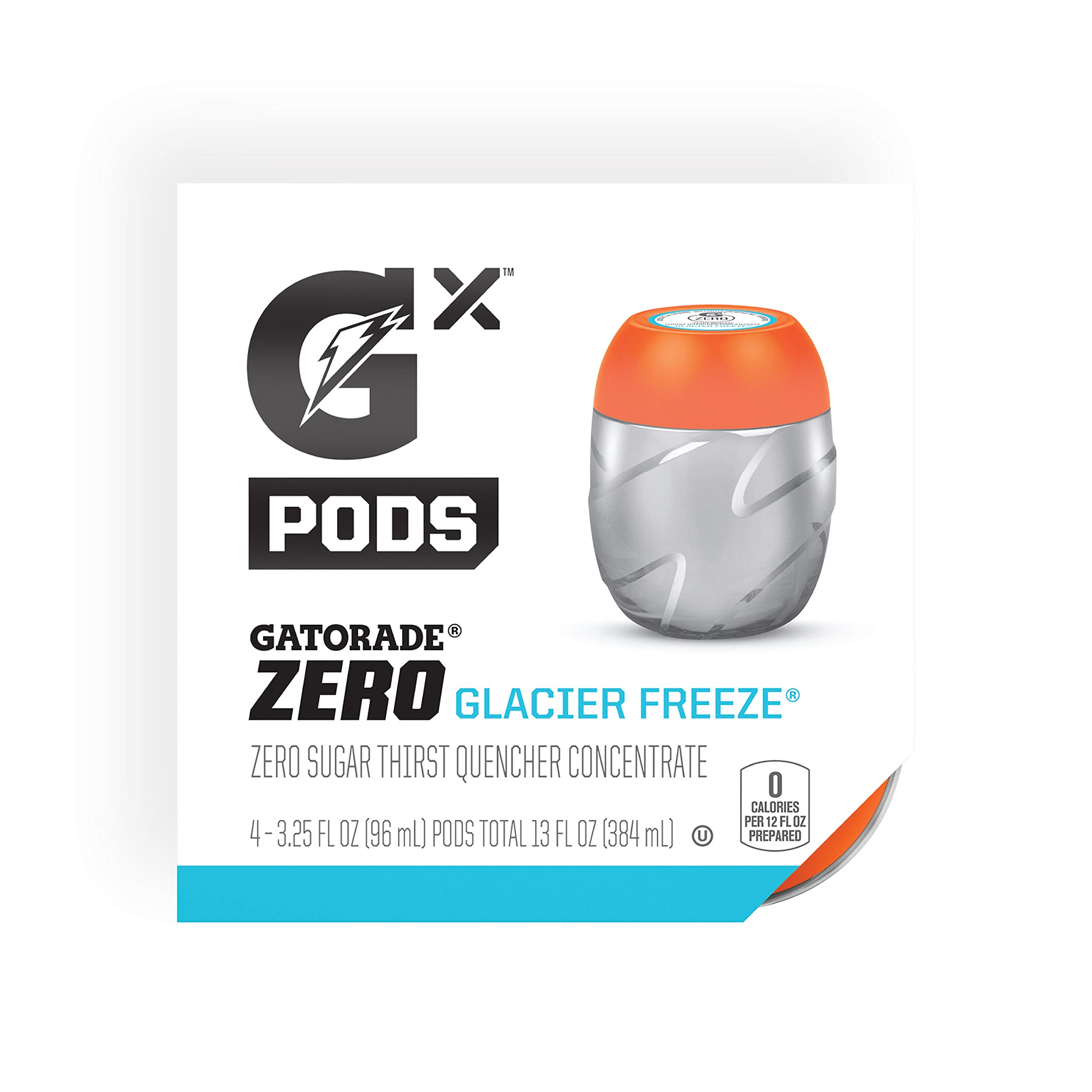Gatorade Gx Hydration System - 30 ounce Bottles and Pods