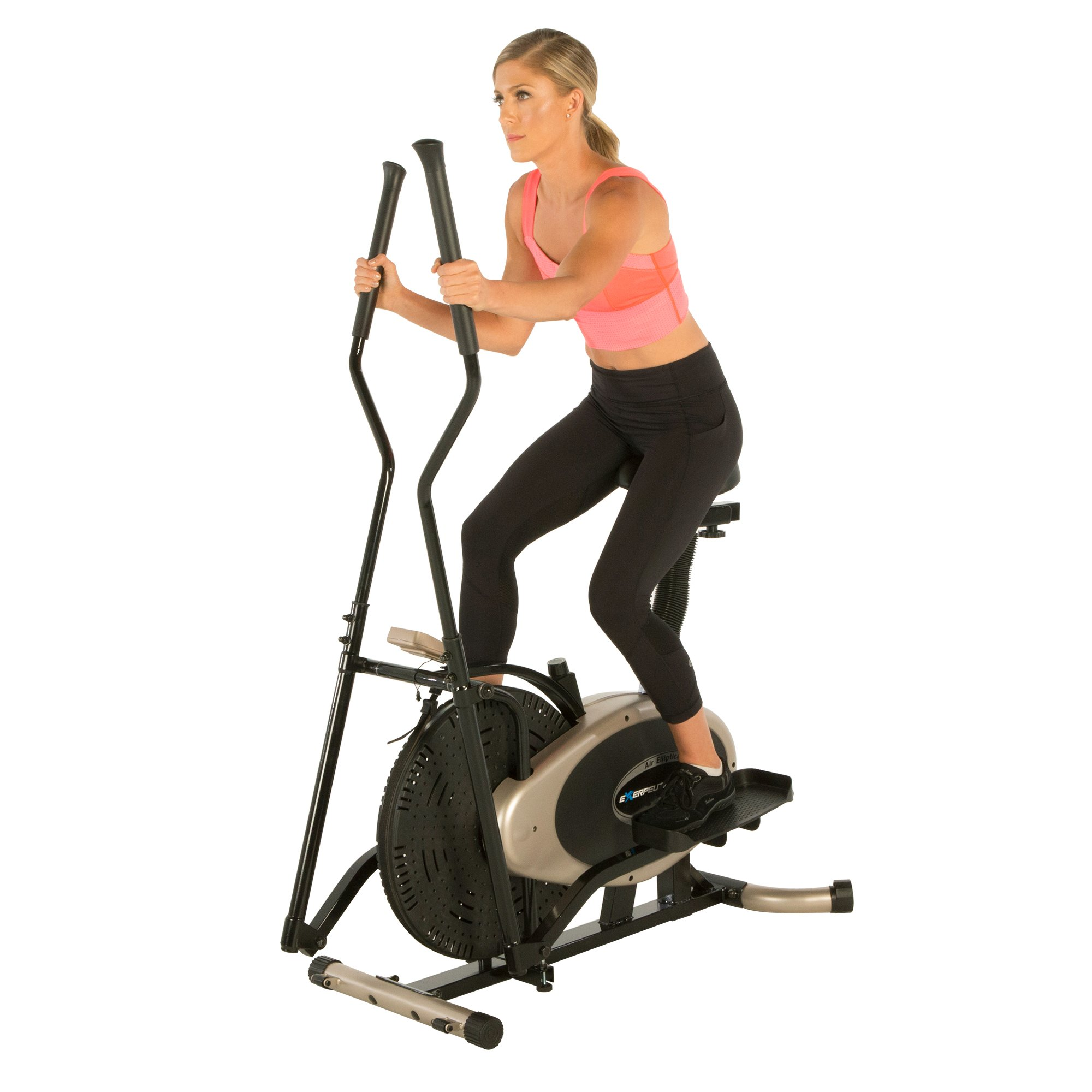 Exerpeutic Gold Elliptical and Exercise Bike Dual Trainer by Exerpeutic (Image #16)
