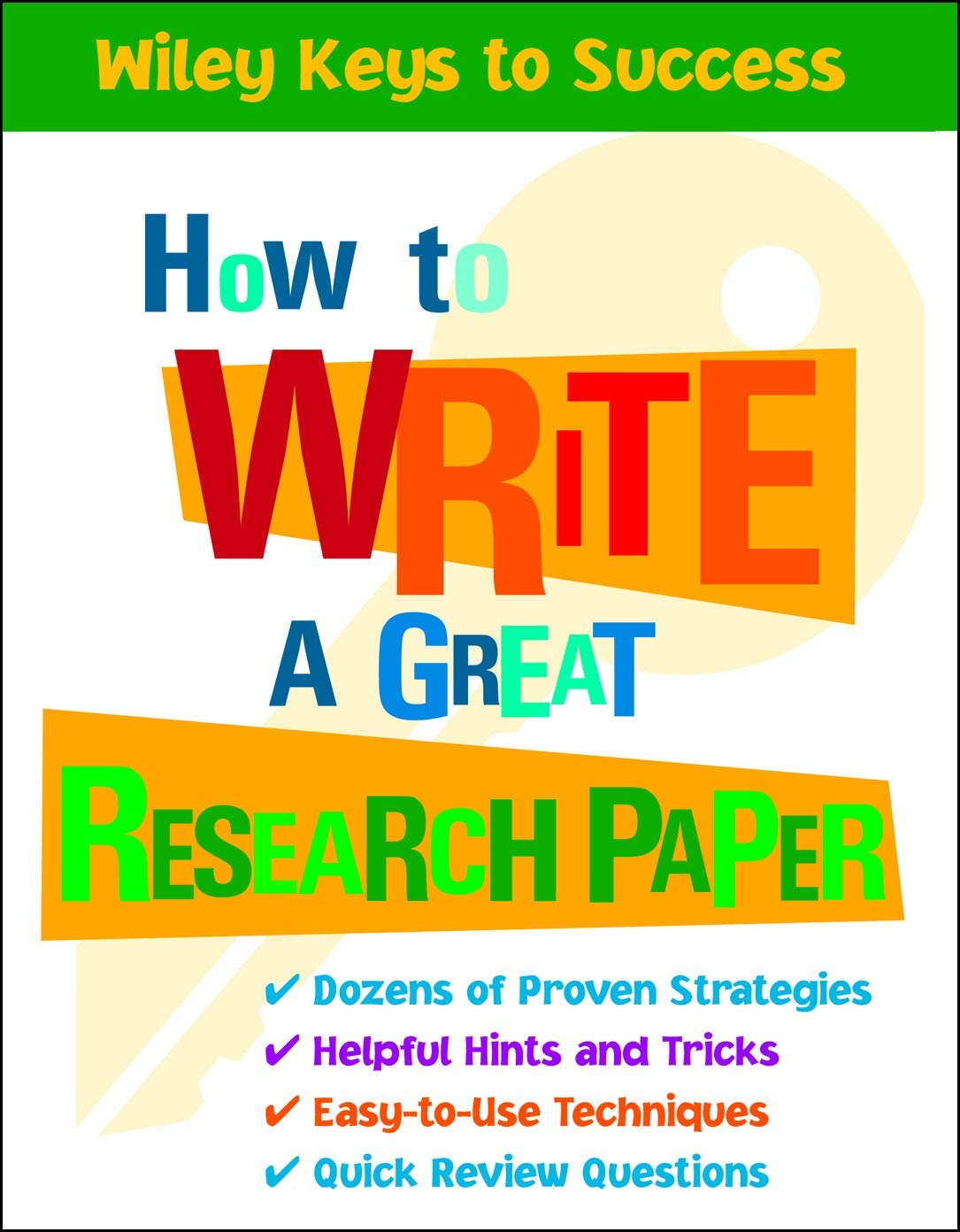 How to write a reasearch paper buying term papers online