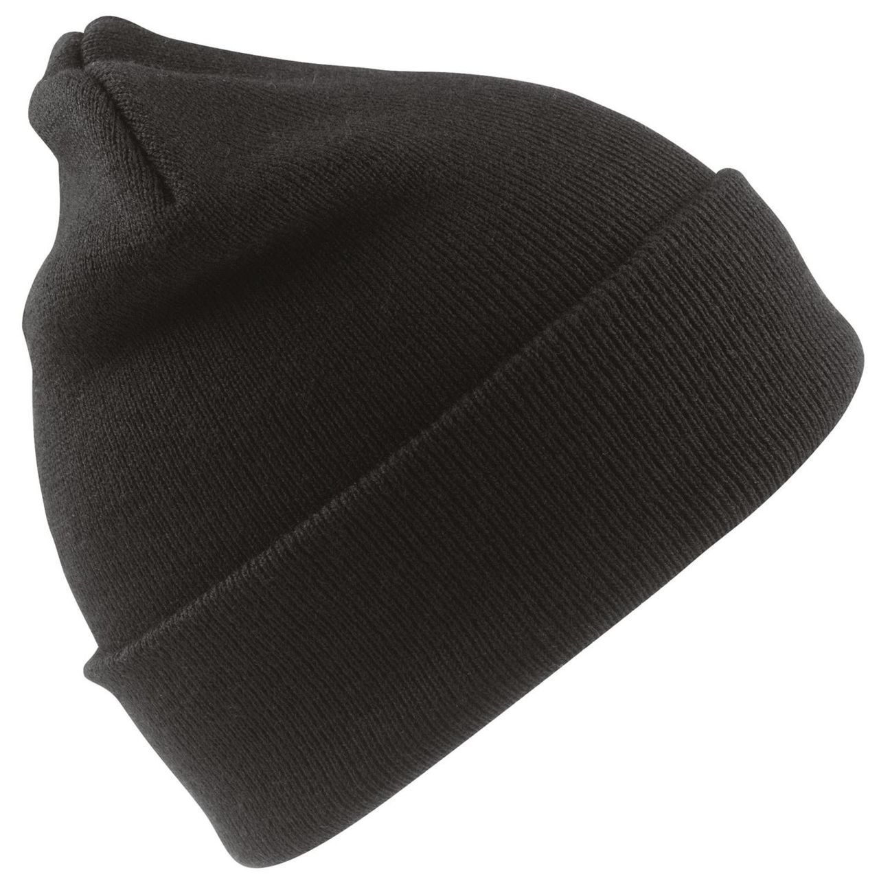 b1feac9b New Result Winter Essentials Wooly Ski Hat W/ Thinsulate Insulation  Headwear: Amazon.co.uk: Clothing