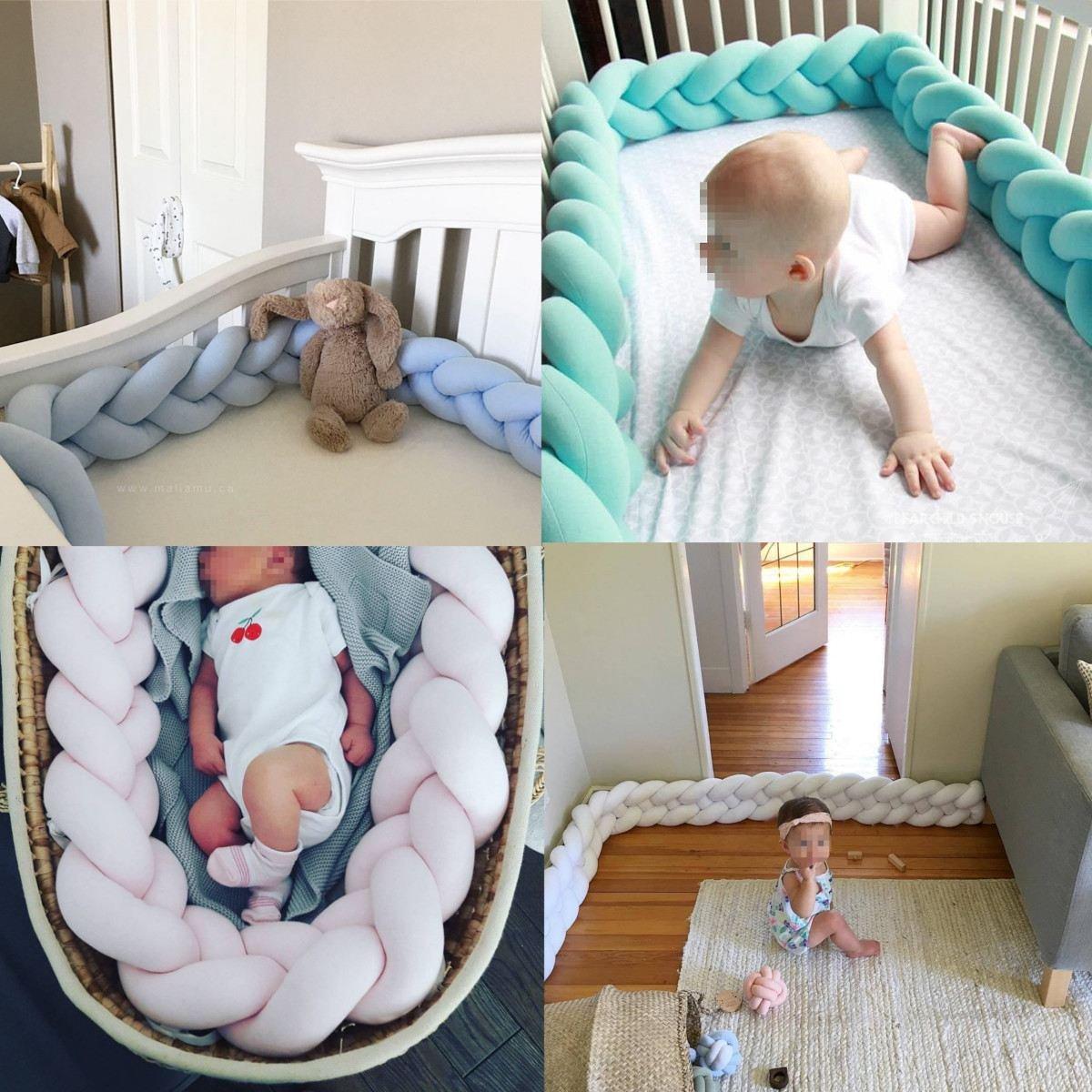 Amazon.com: Anudada trenza almohada ins estilo nórdico ...
