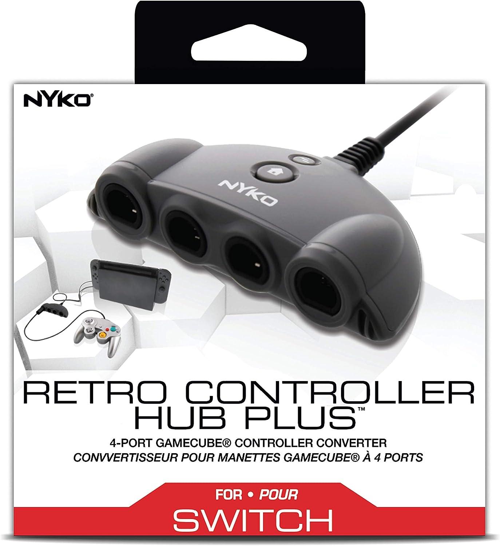 Nyko Retro Controller Hub Plus: Amazon.es: Electrónica