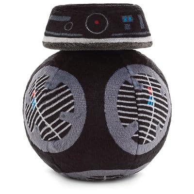 Hallmark itty bittys Star Wars: The Last Jedi BB-9E Stuffed Animal Itty Bittys Movies & TV; Sci-Fi: Toys & Games