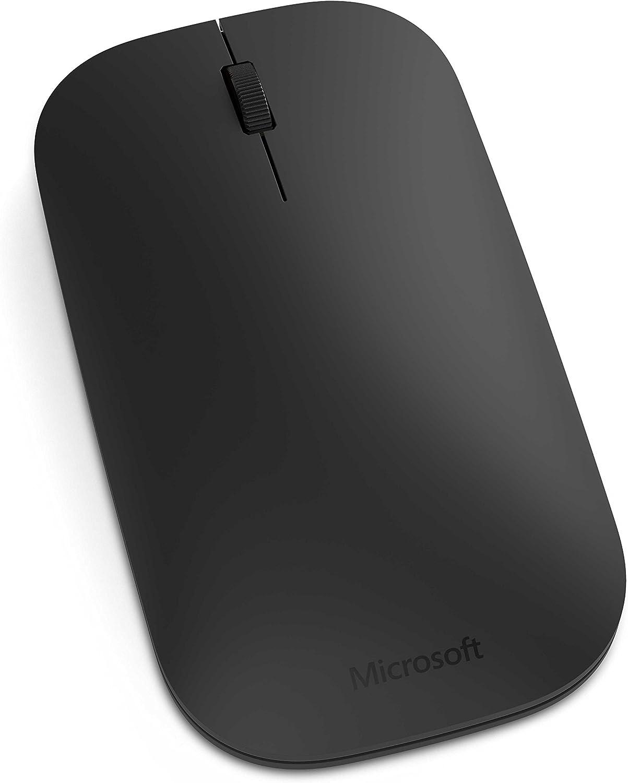 Amazon Com Microsoft Designer Bluetooth Mouse Computers Accessories