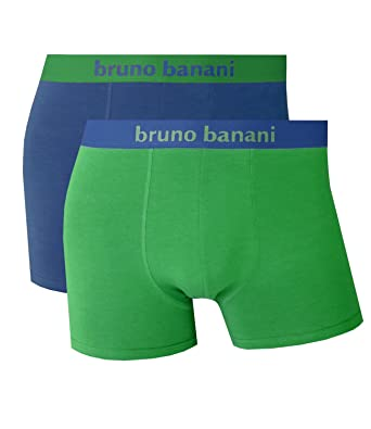 Bruno Banani 2 Pack Flowing Doppelpack Shorts Herren