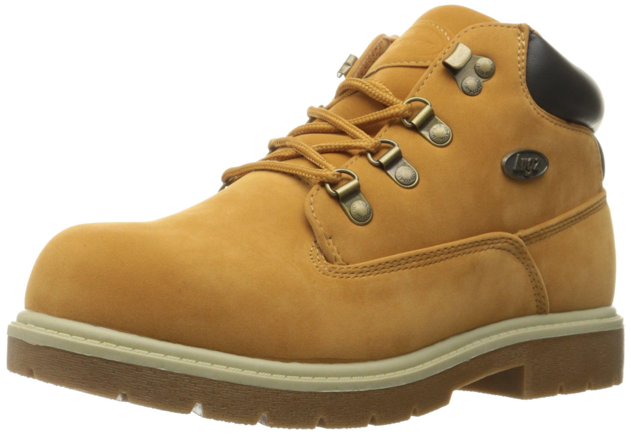 Lugz Men's Cargo Fashion Sneaker, Wheat, 13 D US