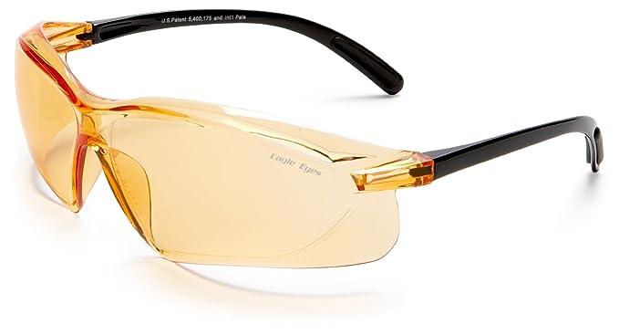 Amazon.com: Eagle Eyes Blade Shield – Gafas de sol ...