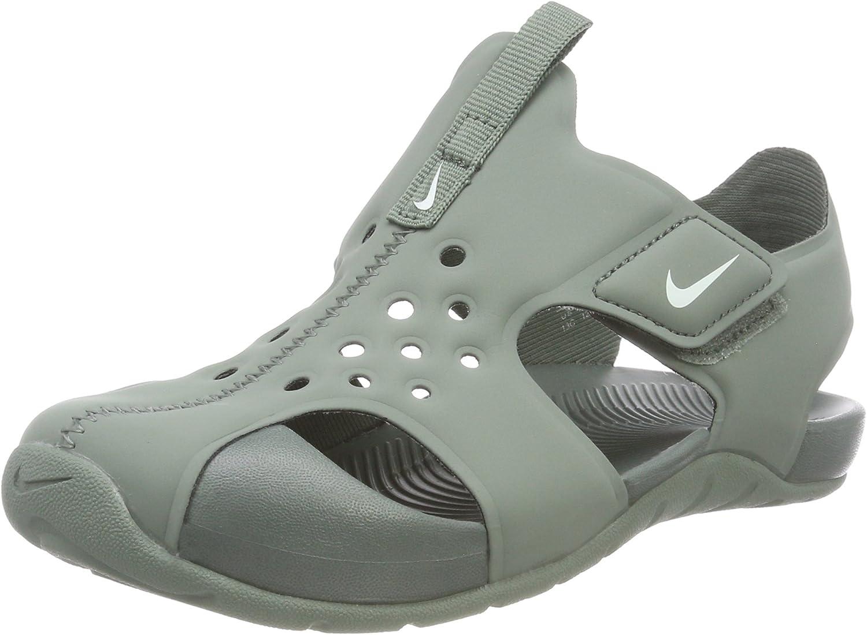 Nike Chanclas Sunray Protect 2 (PS), Chaussures de Fitness Mixte Enfant