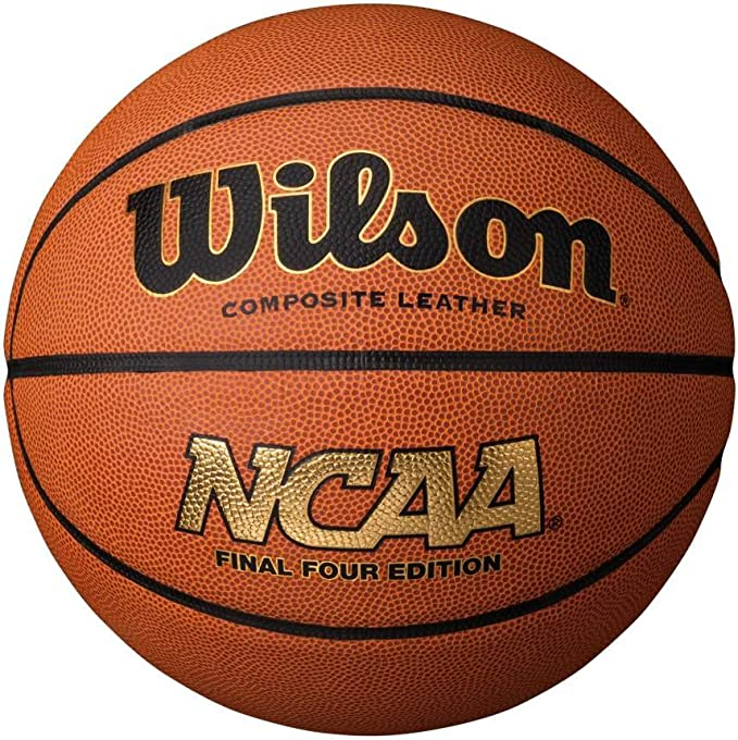 Wilson NCAA Final Four Edition Basketball, Official - 29.5""