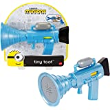 ​​Minions: The Rise of Gru Tiny Toot Small Fart Firing Blaster Toy with Toot Sound for Fun On-The-Go, Makes a Great Gift for