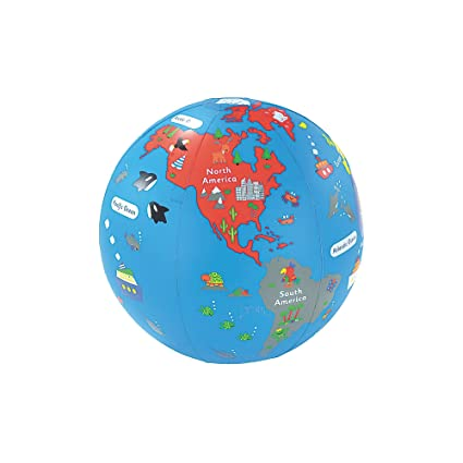 Amazon.com: Early Learning Centre 138218 - Globo hinchable ...