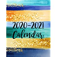 2020-2021 Calendar: 2 Year Jan 2020 - Dec 2021 Daily Weekly Monthly Calendar Planner For To Do List Academic Schedule…
