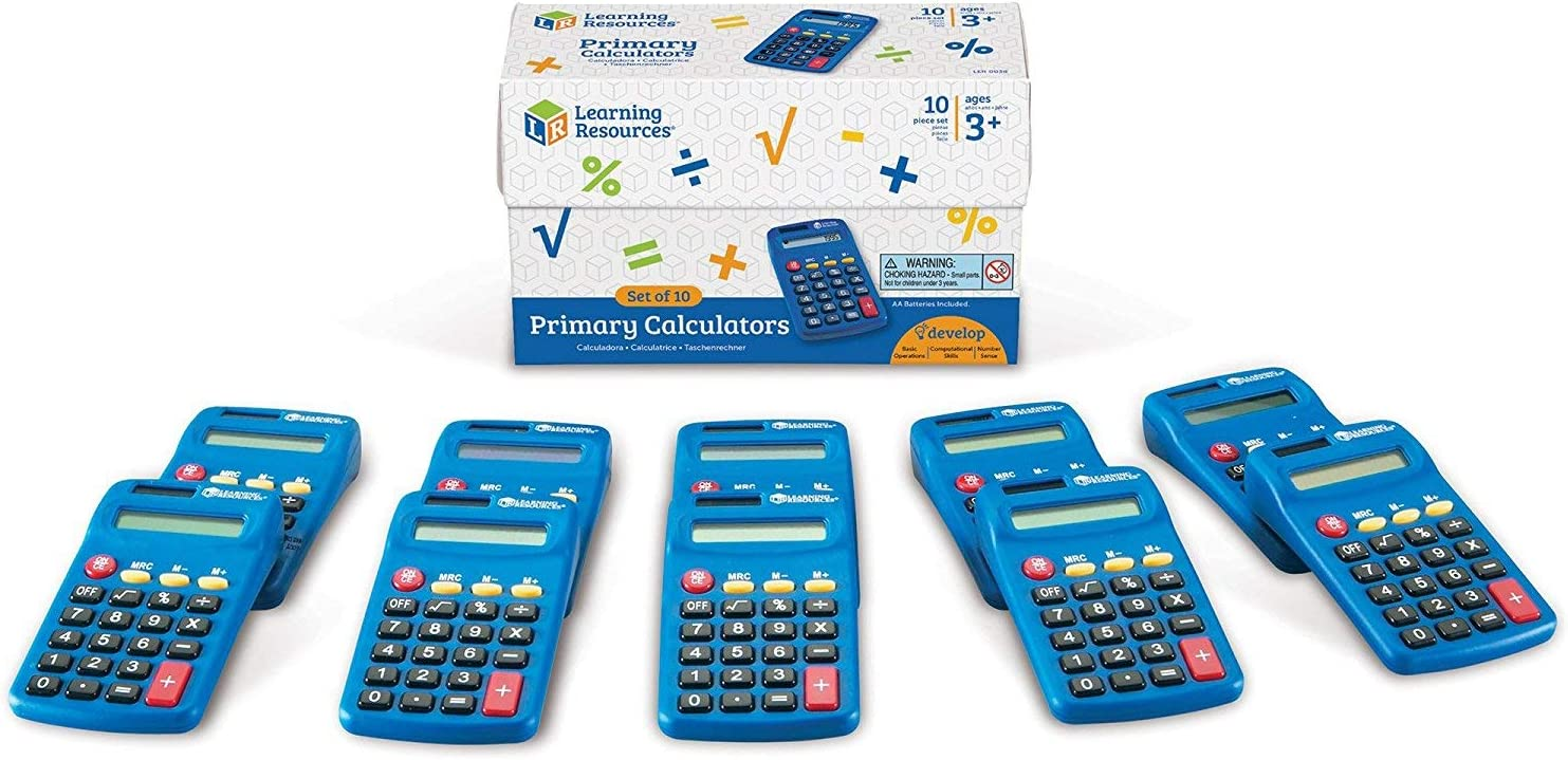 B000CD2MCE Learning Resources Primary Calculator 71vrUuXawzL