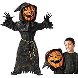 Child size Bobble head Pumpkin Costume - 2 sizes