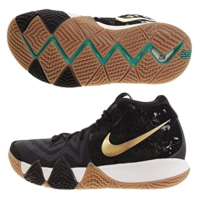 buy popular 06944 45106 Amazon.com | NIKE Men's Kyrie 4 EP, Pitch Blue/Metallic Gold ...