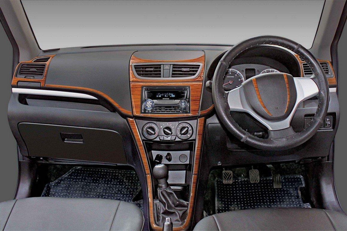 swift car interior accessories india. Black Bedroom Furniture Sets. Home Design Ideas