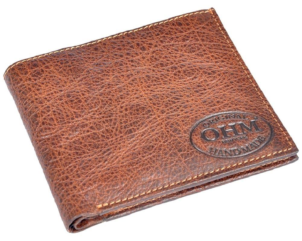 OHM Leather ACCESSORY メンズ US サイズ: One Size カラー: ブラウン B07FRJZDQK