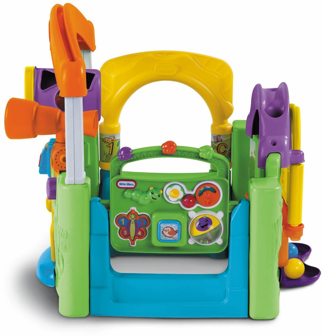 Baby Activity Toys : Baby activity center garden playset indoor toddler
