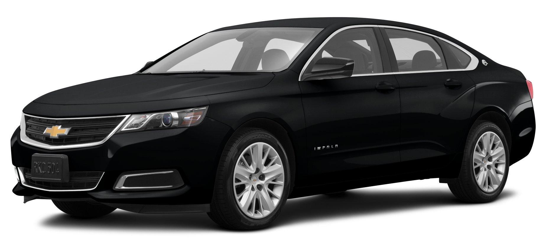 2016 chevrolet impala ls 4 door sedan