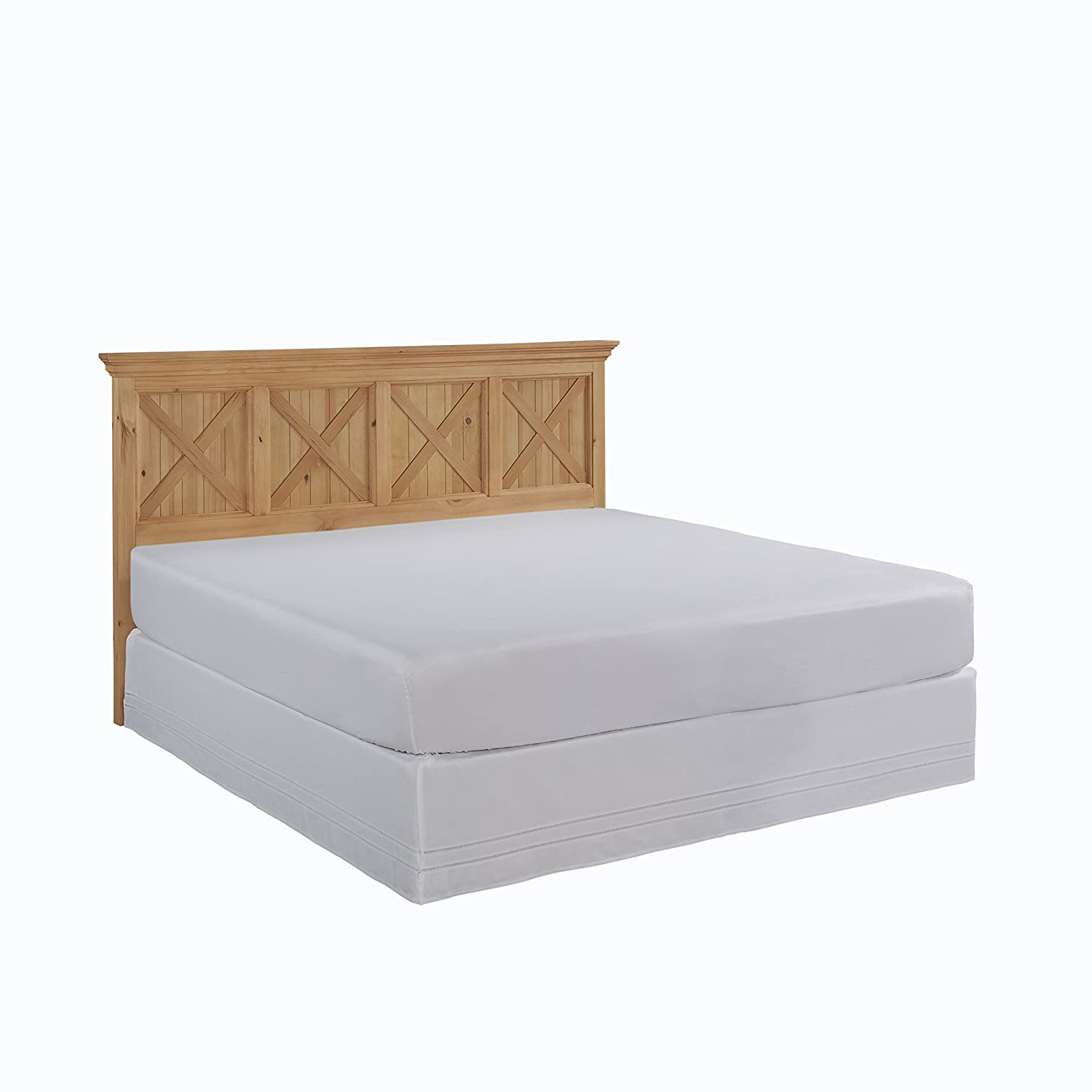 Home Styles 5524-600 Country Lodge King Bed, Pine