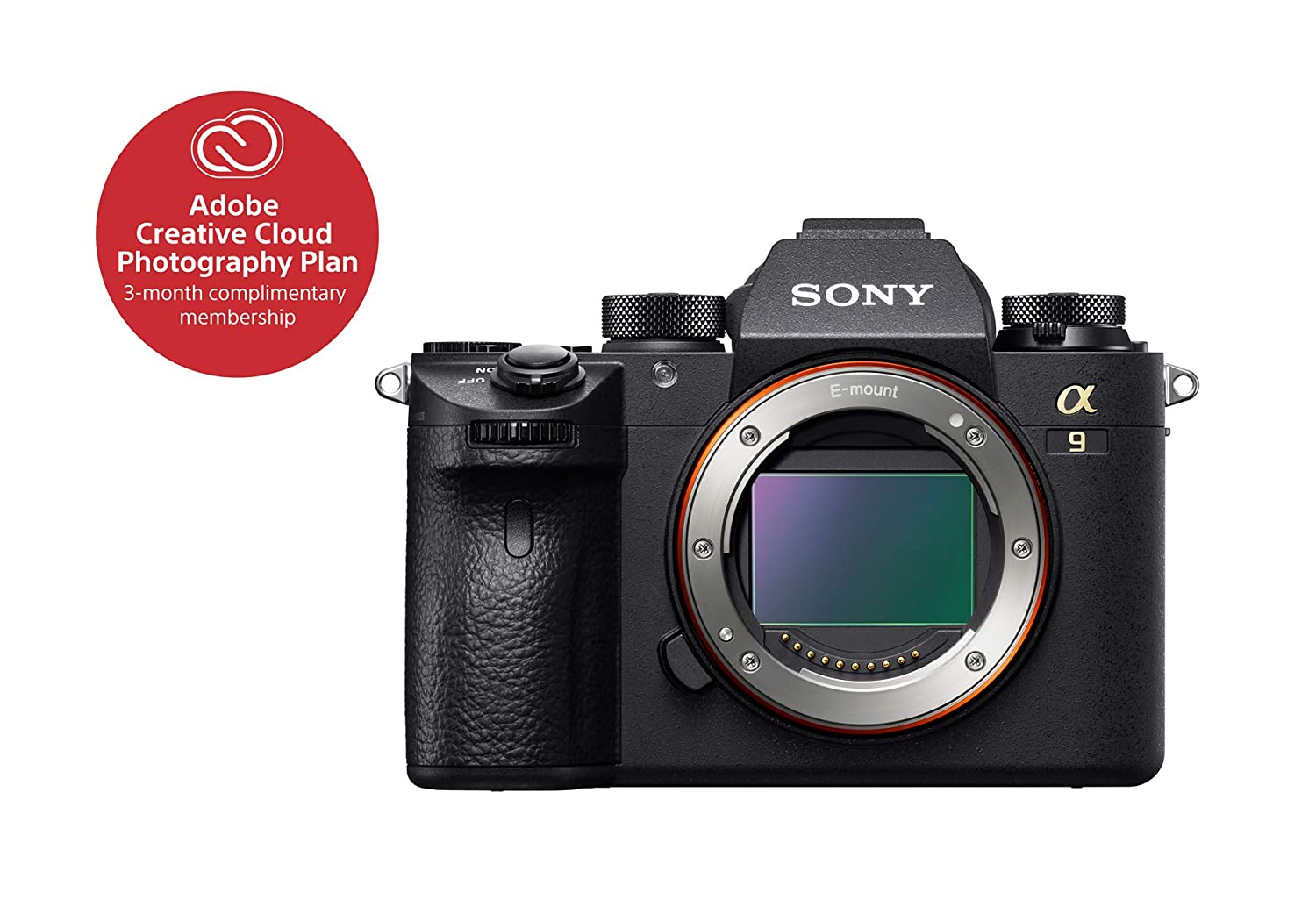 Amazon.com : Sony a9 Full Frame Mirrorless Interchangeable-Lens Camera  (Body Only) (ILCE9/B) : Camera & Photo