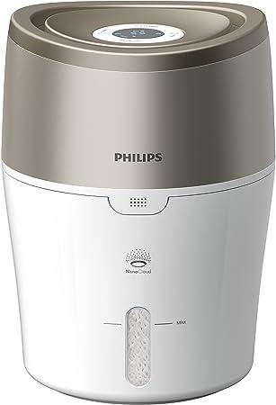 Philips Serie 2000 Humidificador higiénico Digital Nano-Cloud con ...