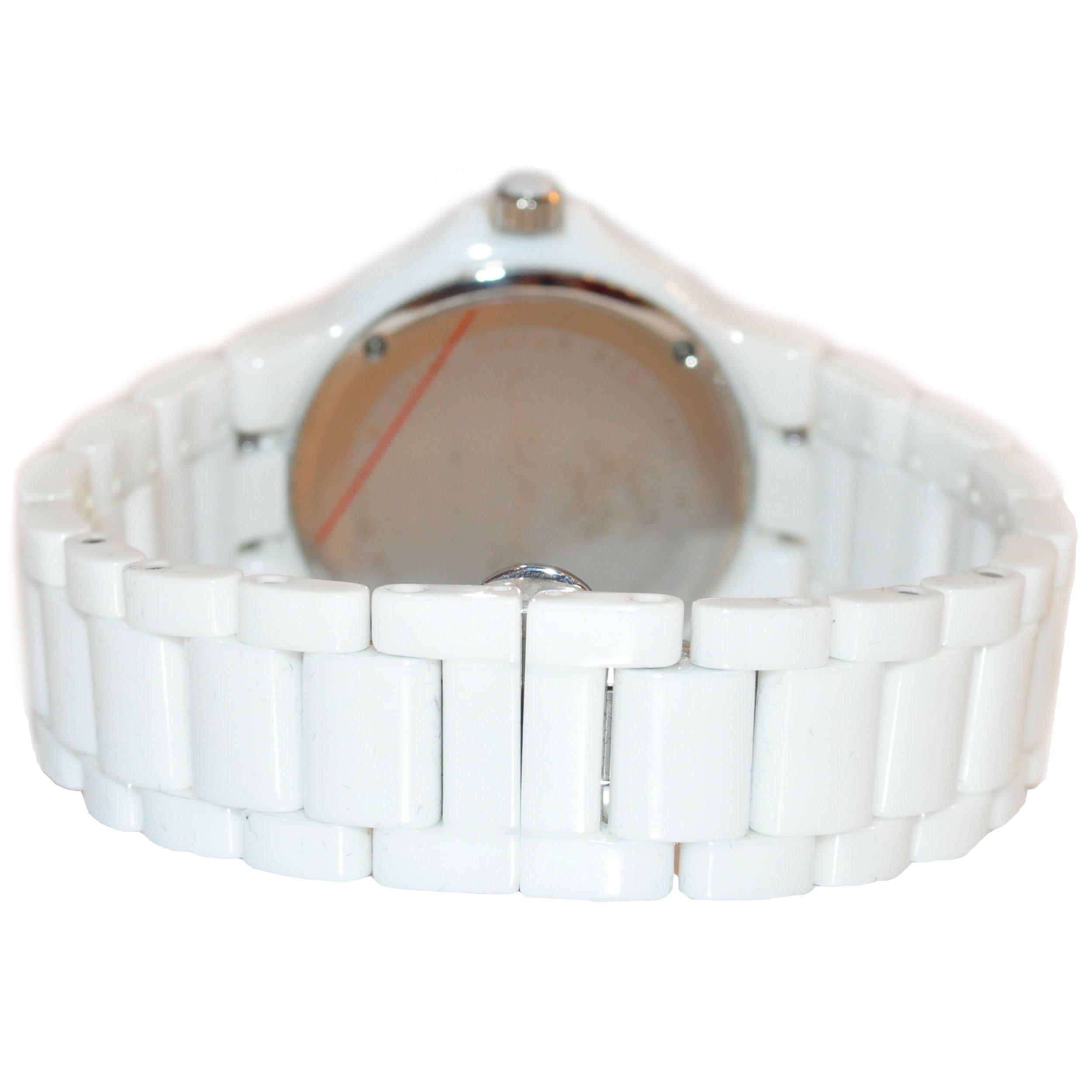 Ed Hardy Dreamer Love Kills Slowly Swarovski Crystal/ceramic Watch, Dm-lk by Ed Hardy (Image #3)