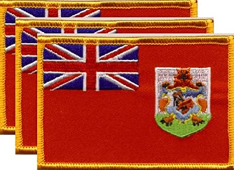 FLAG PATCH PATCHES HONG KONG IRON ON COUNTRY EMBROIDERED WORLD FLAGS