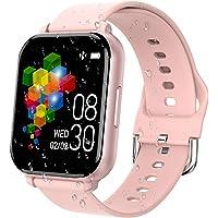 Smartwatch Pulsera Inteligente, ODAR Reloj Deportivo Pantalla Táctil Completa de 1.55 Pulgadas, Reloj Deportivo Pantalla…