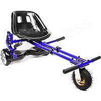 enyaa 2018New Style mit verstellbarem Hoverkart mit 58oder 10-Zoll-Elektro-Scooter Go Karting-Kart für Erwachsene, Kinder. Mit Sicherer mit Sperre