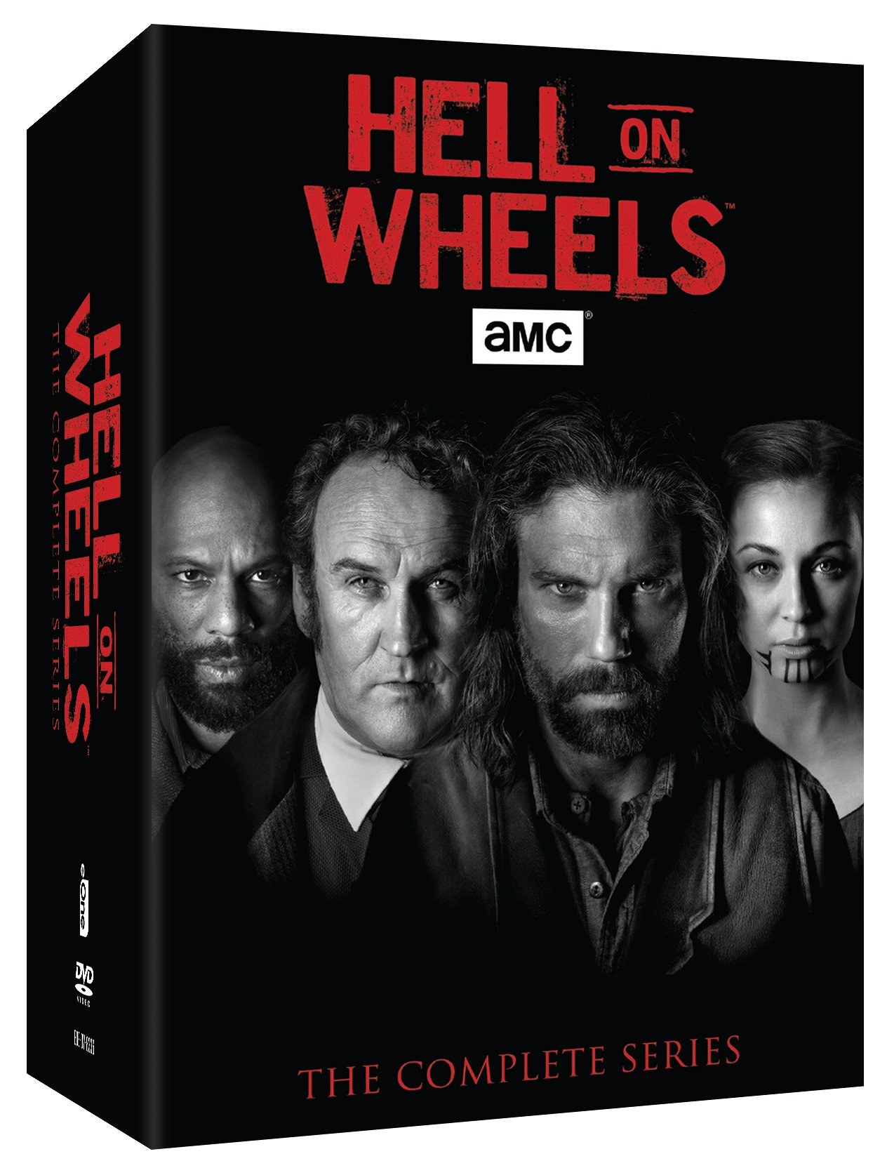 Hell on Wheels - The Complete Series by Koch Vision