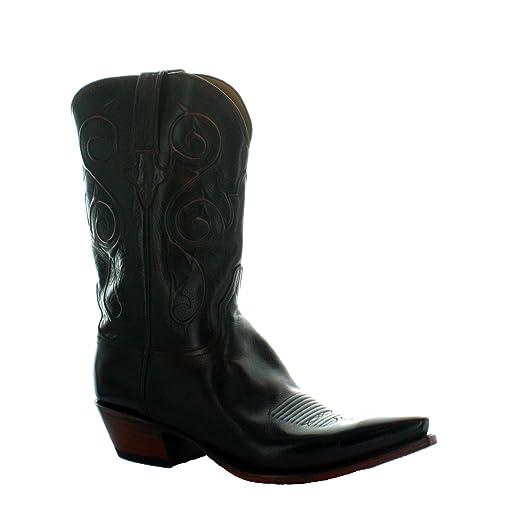 Classics Men's G8574 Amber Buff Goat Leather Boots