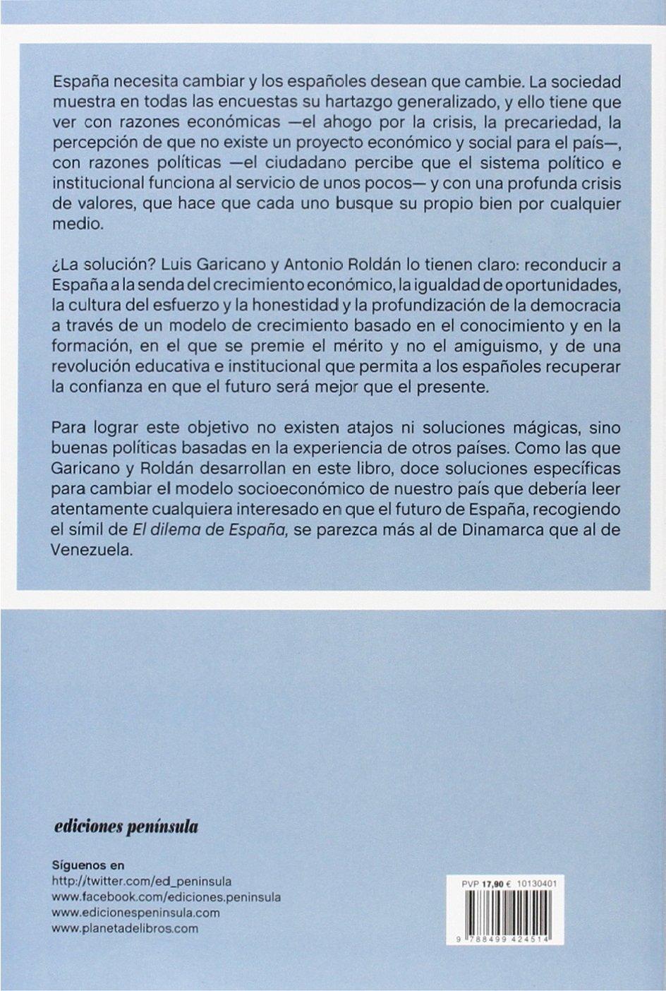 Recuperar el futuro: Doce propuestas que cambiarán España ATALAYA: Amazon.es: Garicano, Luis, Roldán Monés, Antonio: Libros