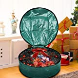 Wreath Storage Bag By Propik Tear Resistant