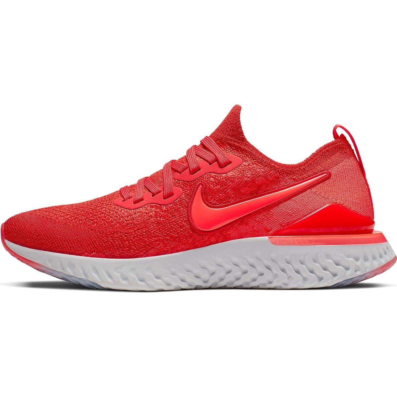 Nike Epic React Flyknit 2 (GS), Zapatillas de Atletismo para