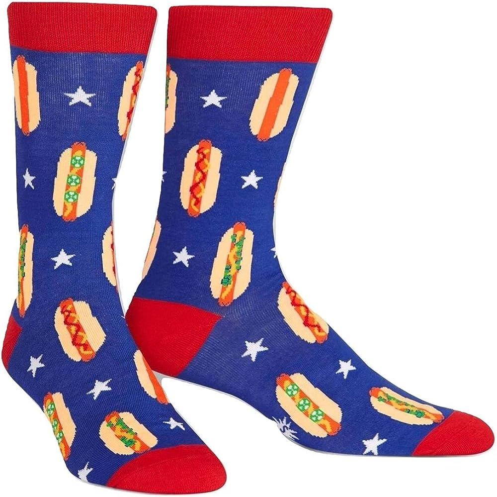 Sock It To Me, Men's Crew, Food Socks