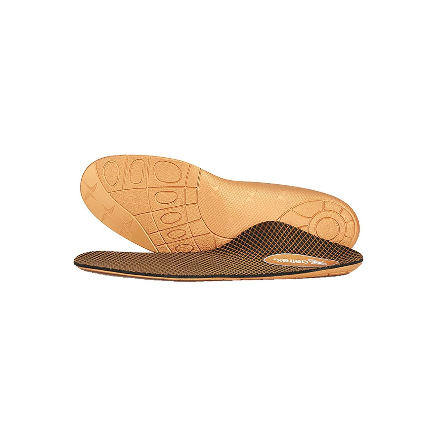 Lynco Men's L420 Sport Posted Compete Orthotic Tan 11 Medium